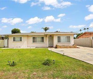 17612  Randall Ave.  Fontana, California