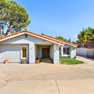 15869 Rainbird Rd.  Ramona, California
